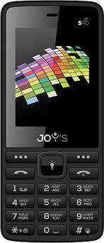 Мобильный <b>телефон Joy's</b> S4 Black - купить кнопочный ...