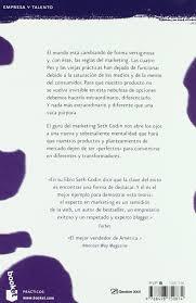 Un libro destinado para expertos en temas relacionados al marketing. Amazon Com La Vaca Purpura Diferenciate Para Transformar Tu Negocio Practicos Spanish Edition 9788498750874 Godin Seth Traductores Varios Books