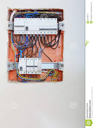 electrical panel box fuses and contactors stock images electrical panel box fuses and contactors