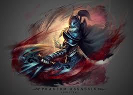 phantom assassin by ashirok on on deviantart