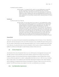 Cost Proposal Templates rey request for proposal example 63