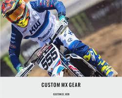 Kw Racewear I Custom Mx Gear I Custom Motocross Gear I Mtb I