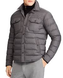 Polo Ralph Lauren Quilted Down Shirt Jacket | Bloomingdale's & pdpImgShortDescription. pdpImgShortDescription; pdpImgShortDescription Adamdwight.com