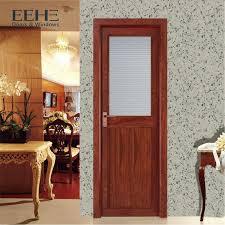 safety modern aluminium interior doors glass acoustic aluminium bedroom doors