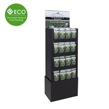 Floor Standing Display Units Stunning Cardboard Floor Standing Display UnitsCoffee Bag DisplayDisplay