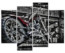 harley davidson custom bike motorcycle