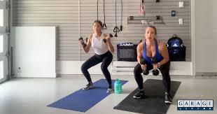 4 effective garage gym workouts to lose