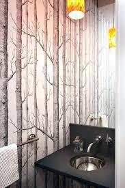 s cool bathroom wallpaper vintage borders