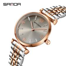 Designer Watches For Women Us 20 72 50 Off Women Watches Women Fashion Watch 2019 Geneva Designer Ladies Watch Luxury Brand Diamond Rose Gold Wrist Watch Gifts For Women In