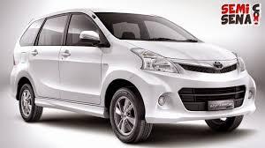 Latest Price List Toyota Avanza 2015