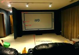 cool painting wall for projector screen ideas paint black projection forum office stylish colors projector screen best projector wall