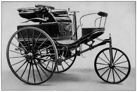 Who Made The First Car Bertha Benz Worlds First Car Theft The Auto Industry