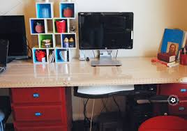 computer desk organizer ideas. Plain Computer DIY Kids Computer Desk Station 10 Home Organization Ideas For A Clutter  Free Life  Inside Organizer S