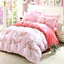 peach bedding sets high quality warm winter pink crystal velvet brief suitable for kids full peach bedding