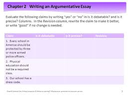 a claim is the main point you want your reader to accept ppt  evaluate the following claims by writing yes or no in is it debatable and is it