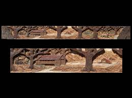 simpson woodcarving hand carved fireplace mantels doors wood sculpture smoky mountains tn home