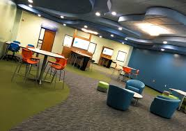 FlexTech High School Rethinks Classroom Design With Flexible Furniture Beauteous Furniture Design School