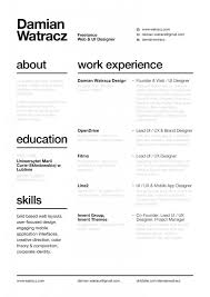 User Experience Designer Resume Cool User Experience Design Resume What Is The Best Ux Resume Quora