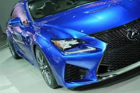 How The Lexus Rc Red Paint Achieves Its Radiant Luster