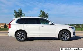 2018 volvo c90.  2018 2018 volvo xc90 side to c90