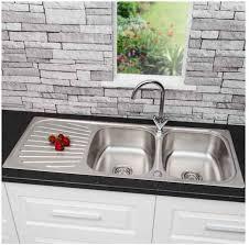 2 bowl stainless steel kitchen sinks