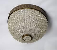 antique ceiling lamp by josef hoffmann