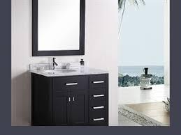 modern single bathroom vanity. Picture Of 36\ Modern Single Bathroom Vanity R