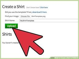 How To Upload A Shirt On Roblox Roblox Tutorial How To Upload Roblox Shirts Youtube