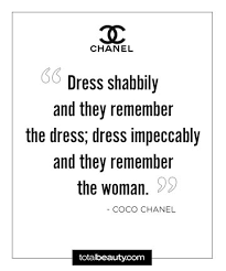 Keep Your Fashion Game On Fleek 40 Coco Chanel Quotes Every Boss Interesting Boss Babe Quotes