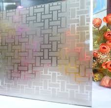 Etched Tile Designs Where Can Be Used Acid Etched Glass In Interior