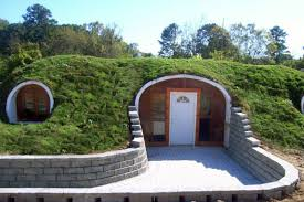 How To Build A Hobbit House You Can Now Buy Pre Fabricated Hobbit Homes To Live In From Green