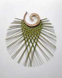 flax weaving wall art harakeke new