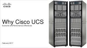 Cisco Servers Why Cisco Ucs