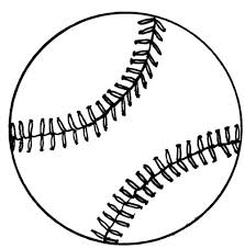 Small Picture Baseball Coloring Pages 7 Coloring Kids