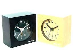 modern alarm clock desk clocks design digital australia