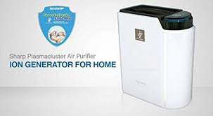 sharp plasmacluster. buy sharp air purifier ig-cl15e-w (plasmacluster ion generator) -white online at low prices in india - amazon.in plasmacluster