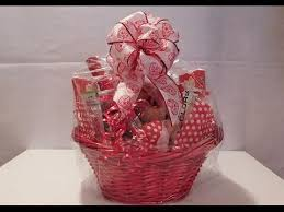 how to make a gift basket valentine s