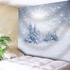 christmas snow tree wall decor tapestry on christmas wall art tapestry with christmas snow tree wall decor tapestry tapestry christmas 2017