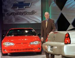 2000 Chevrolet Monte Carlo Pictures, History, Value, Research ...