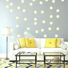 gold wall decals golden wall sticker gold polka dots wall sticker baby nursery stickers kids golden gold wall decals