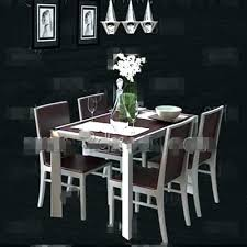 free dining table white wooden and chairs model great tables room set gre