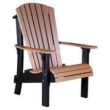purple plastic adirondack chairs. Luxcraft Royal Adirondack Chair - Senior Height Purple Plastic Chairs