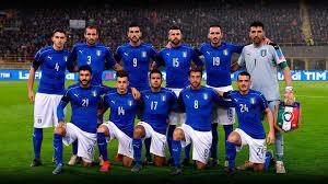 منتخب إيطاليا لكرة القدم : ايطاليا منتخب : المنتخب الايطالي