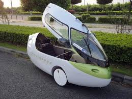 prominence commuting device street legal compact ev