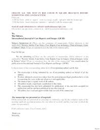 Cover Sheet Resume Academic Journal Template Cover Letter Submission ...
