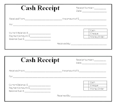 Cheque Payment Receipt Format In Word Best Payment Voucher Template Word Cash Receipt Format In