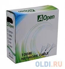 <b>Кабель</b> Aopen <b>FTP</b> (ANC5241) кат.5е — купить по лучшей цене в ...
