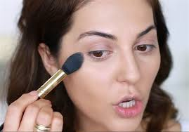 apply highlighter easy no makeup makeup tutorial you need for 2017