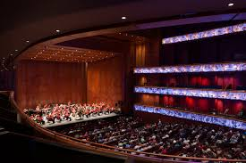 Tobin Center Heb Performance Hall Seating Chart Behind Quaint Exterior Beats State Of Art Heart The New