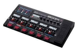 <b>Гитарный процессор</b> для электрогитары <b>Zoom</b> G11 купить в ...